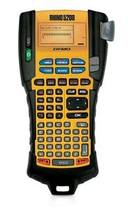 Personal Label Maker Machine Dymo Industrial Printer Barcode Thermal Portable