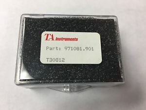 Ta Instruments Autosampler Cell Calibration Fixture 971081 901 T30812