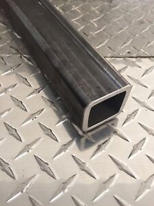 2 X 2 X 1 4 Hot Rolled Steel Square Tubing X 36 Long