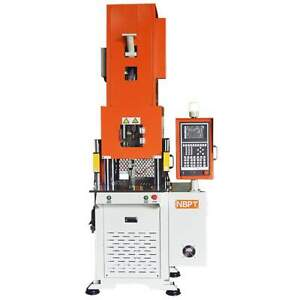 Toolots Pt450 Precision Servo Energy Saving Vertical Injection Molding Machine