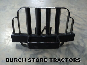 New Front Bumper For Kubota B Series With Light Frame Tractors Usa Made