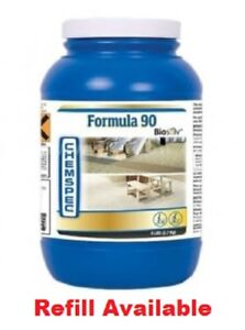 Chemspec Formula 90 Powdered With Biosolv For Carpet Cleaner 30 Lb Refill