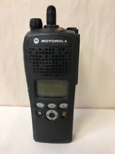 Motorola Xts2500 Model Ii Portable Radio 700 800 Mhz