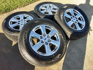 18 Ford F 150 Expedition 2018 2019 Chrome Oem Rims Wheels Tires 10168 2017 New