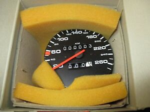 Porsche 944 Kph Speedo For Automatic Transmission Only Brand New 87 To 91 Auto