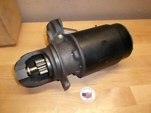 Hyster Lift Truck Re manufactured Starter Delco Remy 1998265 1998270 43