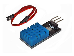 20x Dht11 Temperature And Humidity Sensor Module For Arduino Sr