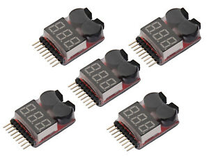 20x 2 in 1 Alarm Buzzer 1 8s Low Voltage With Display Module For Arduino Sr