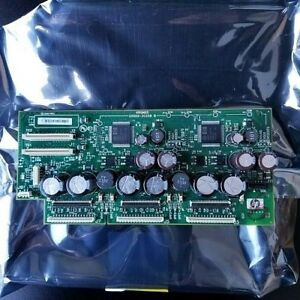 Q5669 60682 Hp Designjet Carriage Board Z3100 Z2100 new Oem