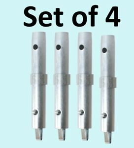 Metaltech Scaffolding Pins Set Of 4