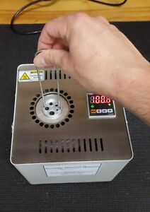 Dry Block Temperature Calibrator New 410c 770f Max Made In Usa