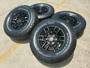 17 Toyota Tacoma Oem Wheels Rims Tires 1999 2015 2016 2017 2018 4runner Fj