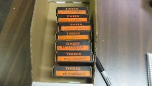 Wholesale Lot Of 7 New Timken Bearing Tn 11 Locknut