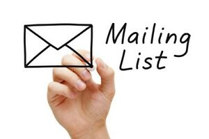 Email Marketing List 100million Real And Verified Facebook paypal countries