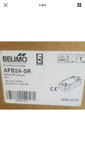 Afb24 sr Belimo Actuator 24 Vac dc Afb24sr Best Price On Ebay Free Shipping