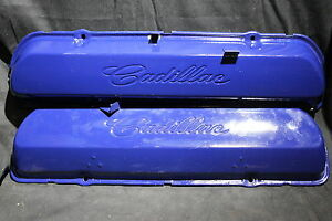 64 65 66 67 Cadillac Deville Eldorado Fleetwood 429 Engine Valve Cover Set