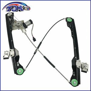 Power Window Regulator Motor Assembly Front Right For Ford Focus 741 875