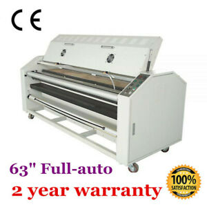 110v Ving 63 Full auto Wide Format Laminator Liquid Lamination Machine