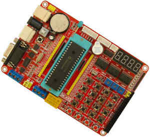 Kit Pic Development Board Microchip Pic16f877a