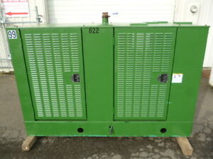 Onan 35kw 35ggfb Standby Natural Gas Generator Ford Engine 120 240v 1 Phase 99