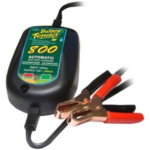 Battery Tender 12 Volt 800 Ma Water resistant Battery Charger 022 0150 dl wh