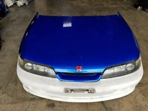 1994 1998 99 00 2001 Acura Integra Jdm Dc2 Itr Front Nose Cut Type R Conversion