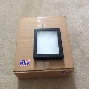 1 Case of 24 5 1 4 X 6 1 4 X 3 4 Display Cases riker Type Made In Usa