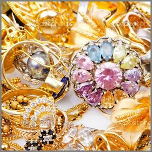 Fully Stocked Dropshipping Gold Jewelry Website Store 300 Hits A Day