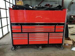 Matco 6s 3 Bay Tool Box Fully Loaded With Tools