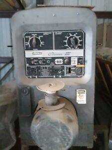 Lincoln Classic 3 Engine Drive Welder generator