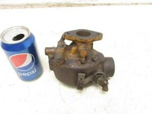 Antique Marvel Schebler Tsx 97 Carburetor Carb For Minneapolis Moline Z Tractor