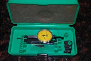 Doall Metric 0 01mm Dial Test Indicator Model R3 Original Case accessories
