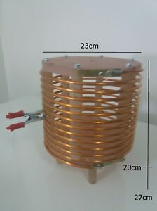 Variable Coil For Rf 0 26