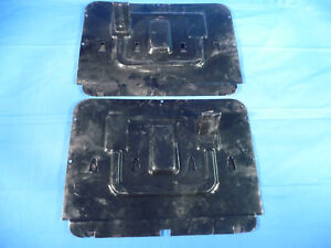 1949 Buick Super Sedanette Fastback Lh Rh Inner Door Access Panels