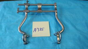 Aesculap Surgical Bv605r Balfour Retractor