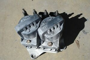 Coil Pack Module 2 2 4 Cylinder Fits 97 03 Chevy S10 S15 Gmc Sonoma Motor Engine