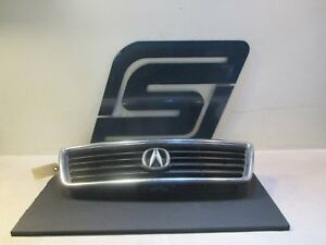1992 Acura Vigor Oem Factory Grille flaws missing Clip And Cracks Damaged Hold