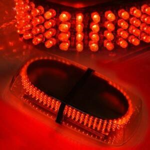 240 Led Red Safety Warning Flashing Strobe Light Snow Plow Service Truck