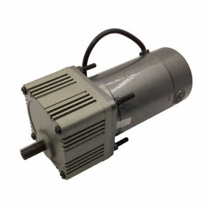 5gn Gearbox Dc Large Power Gear Motor High Torque 12 24 90 180v 70w High Quality