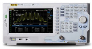 1pc Spectrum Analyzer All digital If 9k 1 5g Hz 8 Rigol Dsa815 Wvga 800x480