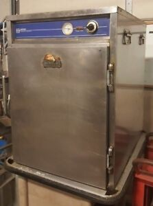 Mobile 220 Degrees Warming Cabinet Portable Hot Box Hold Warm Oven Catering