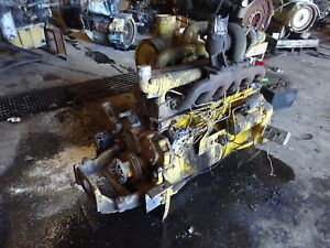 John Deere 6329t Diesel Engine Runner 329 6329cdw03 Turbo 544 570