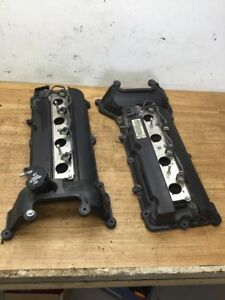 Valve Cover Cadillac Sts Cts 4 6 V8 Set 12583172 12589228 Oem
