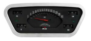 1953 1954 1955 Direct Fit Ford F 100 F Series Truck Gauge Panel Dash Cluster