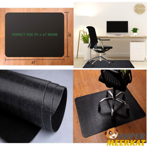Chair Mat Plastic Hardwood Floor Protector For Office Furniture Computer Desk