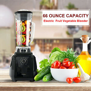 Commerical High speed Blender Mixer Juicer Food Smoothies 1500w Power