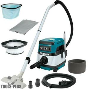 Makita Xcv04z 36v X2 Lxt 2 1 gallon Hepa Filter Dry Dust Vacuum tool Only New