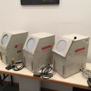 S s High Intensity X ray Film Viewer 118v 60hz 2 Available