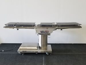 Skytron 6500 Elite Surgical Or Table With Battery Operation