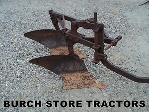 John Deere M Double Bottom Turning Plow